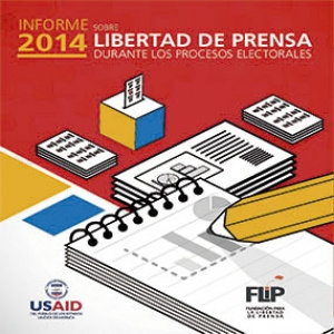 Report on press freedom during the 2014 elections